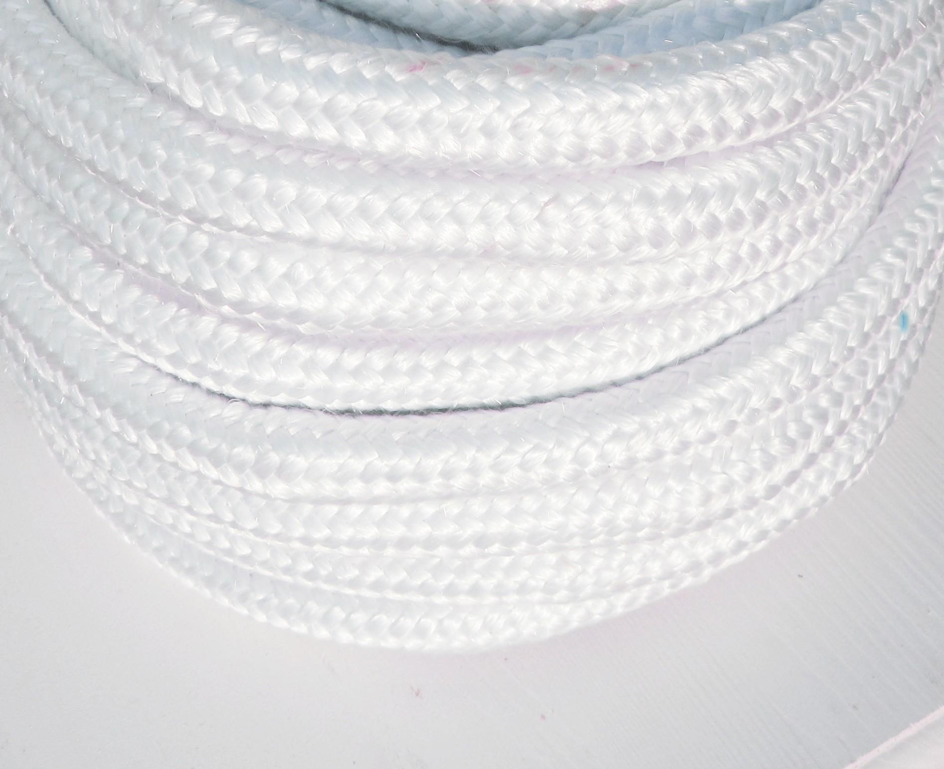 Glasfaserpackung Kesselltür Dichtung Dichtschnur für Holzvergaser und Heizung