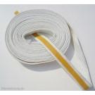 2,9m Dichtband für das Kaminglas 450°C 11x2mm selbstklebend