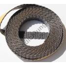 geflochtene Isolierung Gewebeband Flachdichtung Glasfaser selbstklebend Adhesive