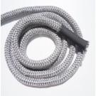 weiche Ofendichtung softige Dichtschnur als Band verwendbar 13mm 20mm