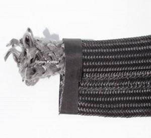 Industrieofen Dichtband IOS Fahnendichtung mit breiter Klemmfahne